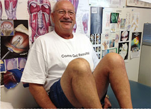How good is my knee replacement?