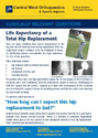 How long can I expect this hip replacement to last? – Dr. Roger Brighton - Hip & Knee Surgeon